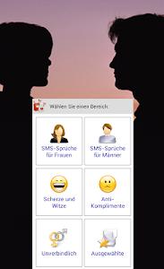SMS: Beziehungen und Liebe screenshot 4