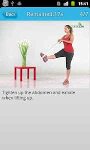 Ladies' Leg Workout FREE screenshot 7