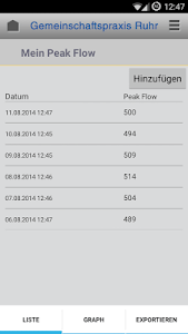 Praxis Ruhr screenshot 5