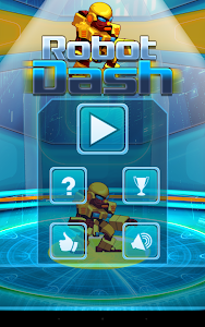 Robot Dash - Robot Boxing screenshot 1