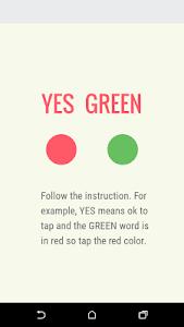 Color Tap Challenge screenshot 1