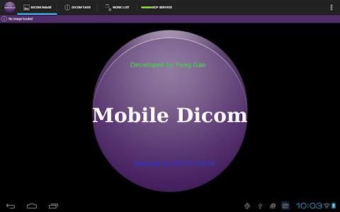 Mobile Dicom Viewer screenshot 0