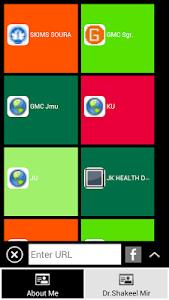 Medical Browser (Dr Shakeel) screenshot 1