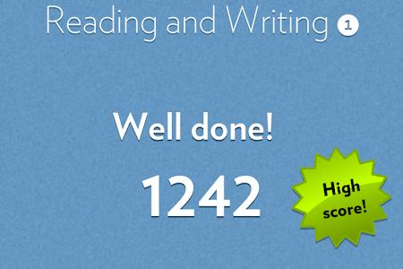 Reading & Writing 1 screenshot 20