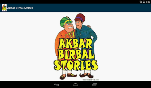 Akbar Birbal Stories screenshot 8