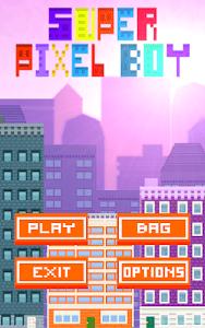 Super Pixel Boy-Free screenshot 0