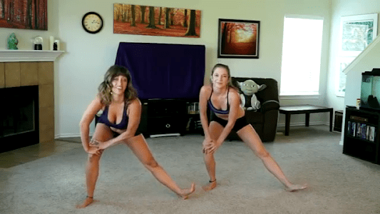 Fun Dance Exercise Workout screenshot 2
