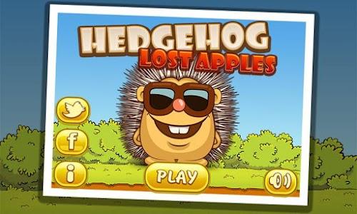 Hedgehog – Lost apples screenshot 13
