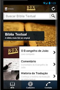 Bíblia Textual screenshot 0