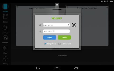 Wulian SmartHome HD screenshot 9