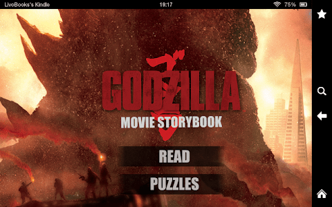 Godzilla™ - Movie Storybook screenshot 10