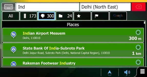 ANS Navigator Android (India) screenshot 2