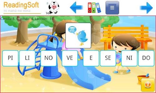 Curso 8 Aprender a Leer screenshot 6