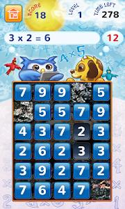 Multiplication Frenzy Free screenshot 3