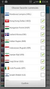 Currency Converter Live screenshot 2