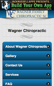 Wagner Family Chiropractic screenshot 0