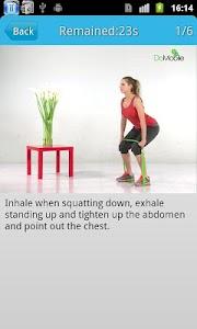 Ladies' Waist Workout screenshot 4