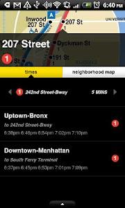 NYCMate (NYC Bus & Subway) screenshot 0