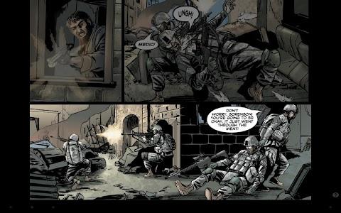 America's Army Comics screenshot 1