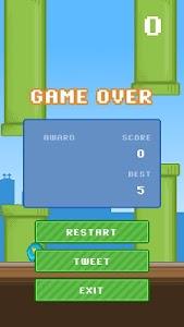 Turbo Birds: Fun Race screenshot 8
