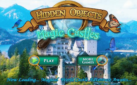 Hidden Objects: World Castles screenshot 0