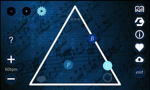 Melody Triangle screenshot 1