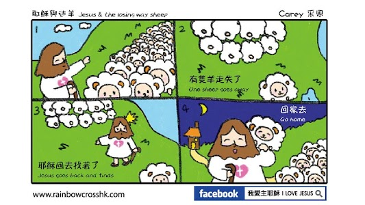 Comic Bible 漫畫聖經 FULL version screenshot 13