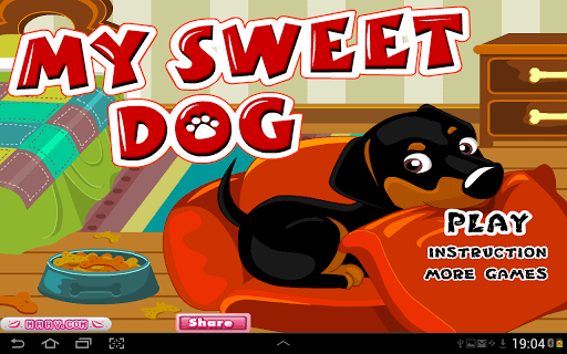 My Sweet Dog - Free Game screenshot 07
