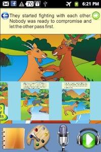 Two Silly Goats - Kids Story screenshot 2