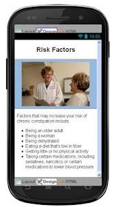 Constipation Information screenshot 4