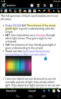 MySword Bible screenshot 18