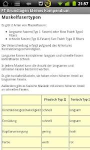 Physiokompendium PT Grundlagen screenshot 1