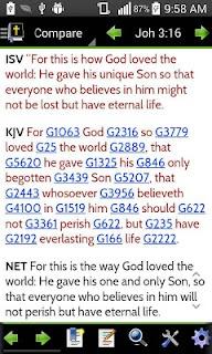 MySword Bible screenshot 00