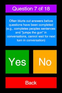 ADHD Test screenshot 12