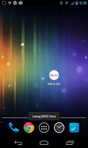 WiFi/3G Switcher screenshot 1