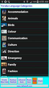Speak/Write Yoruba Language screenshot 4