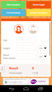 BMI Calculator: weight loss screenshot 2
