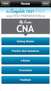 Complete CNA Study Guide screenshot 0