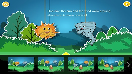The Sun and the Wind screenshot 3