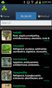 Indian Herbs screenshot 1