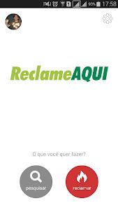Reclame Aqui screenshot 1