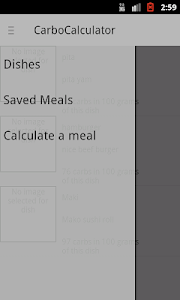 CarboCalculator screenshot 2