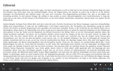 Opernwelt screenshot 6