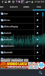 Quick MP3 Music Audio screenshot 4