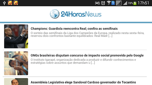 24 Horas News - Mato Grosso screenshot 4