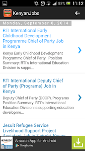 JOBS IN KENYA screenshot 5