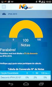 Nota Fiscal Gaúcha - NFG Móvel screenshot 6