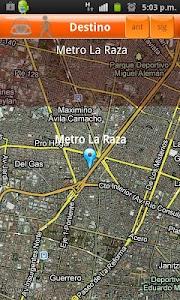 metroDF Realidad Aumentada screenshot 4