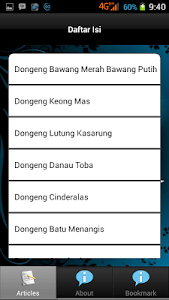 Dongeng Anak Bangsa screenshot 1
