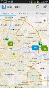 TangTracker e-Safety App screenshot 3